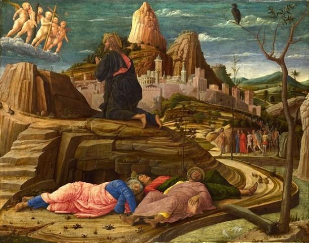 Agony_in_the_Garden - Mantegna -