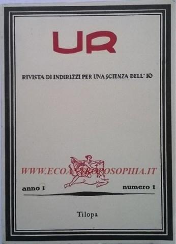 UR copertina
