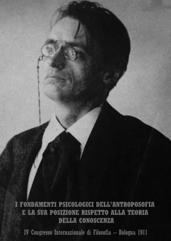 Rudolf Steiner cop
