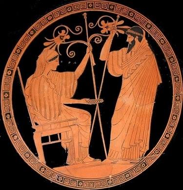 Hera e Prometeo