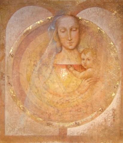 Vergine Madre dei Cieli(1)