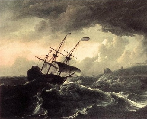 backhuysen_ludolf_507_ships_running_around_in_a_storm 2
