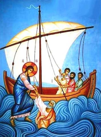 Cristo-soccorre-Pietro